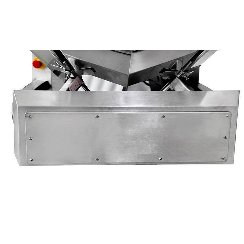 Multifonctionnel Mini 10 Tête Multihead Peseur Automatique Emballage Peseur Machine