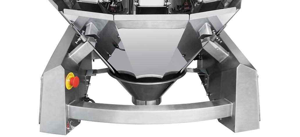 Máquina de llenado de alimentación Kenwei de alta calidad para materiales con aceite-6
