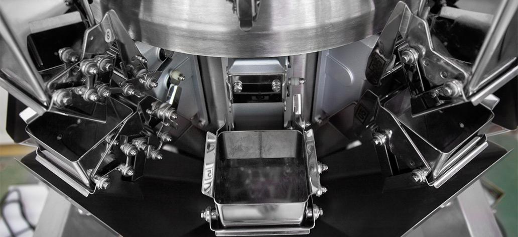 Máquina de llenado de alimentación Kenwei de alta calidad para materiales con aceite-5