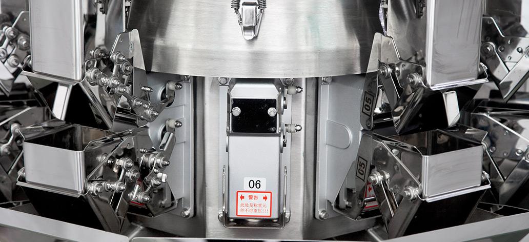 Máquina de llenado de alimentación Kenwei de alta calidad para materiales con aceite-4