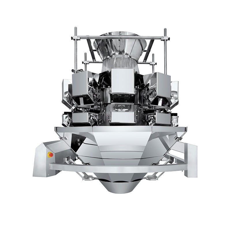14 tête Grand Multi Tête Peseur avec Emballage Machine