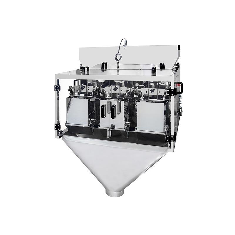 partenaire commercial de machine d'emballage standard