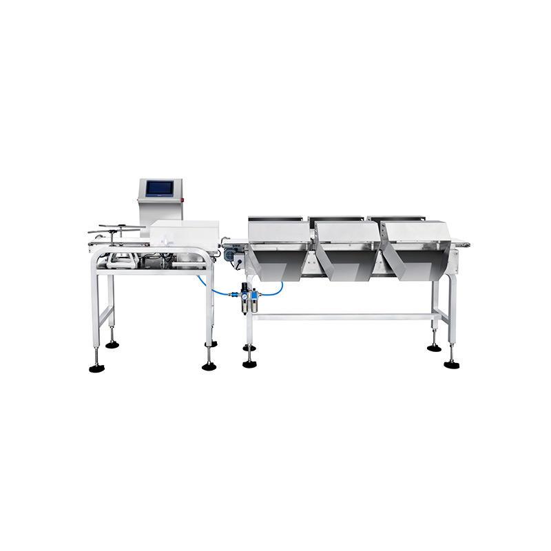 Máquina de pesaje de varios niveles para la clasificación de la industria agrícola