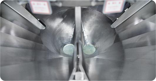 Kenwei آلة وزن الطعام حلول ميسورة التكلفة-4