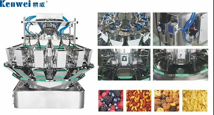 news-Kenwei -Featured combination weigher and after-sale technical answers Part 1-img