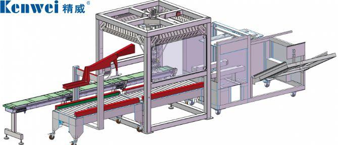 news-Kenwei -New wave of innovation and development of granular quantitative packaging equipment-img