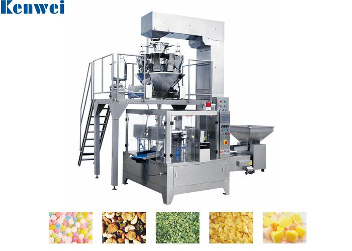 news-Kenwei -Automated packaging helps the leisure food industry develop new prospects-img