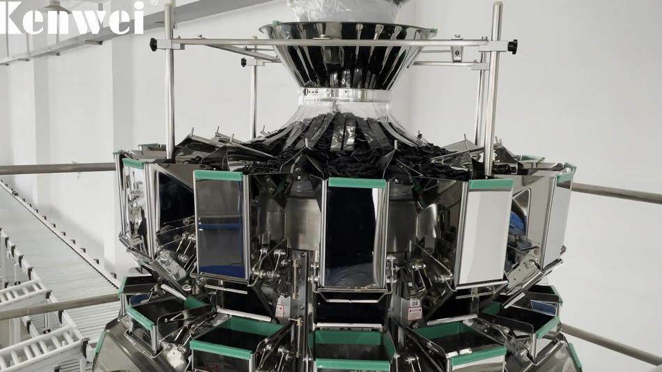 آلة التعبئة وزنها الأجهزة لوزن الأجزاء البلاستيكية