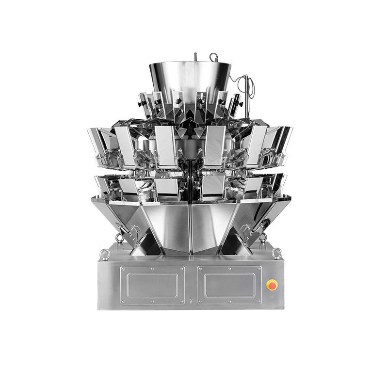 14 Heads Leak Proof Multihead Weigher With 3L Hoppers