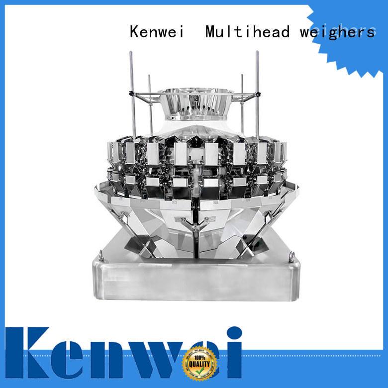 Máquina de sellado por calor de estabilidad Kenwei fácil de desmontar para materiales con alta viscosidad