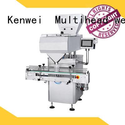 energy-saving double channel pill counter machine electronic customized Kenwei company