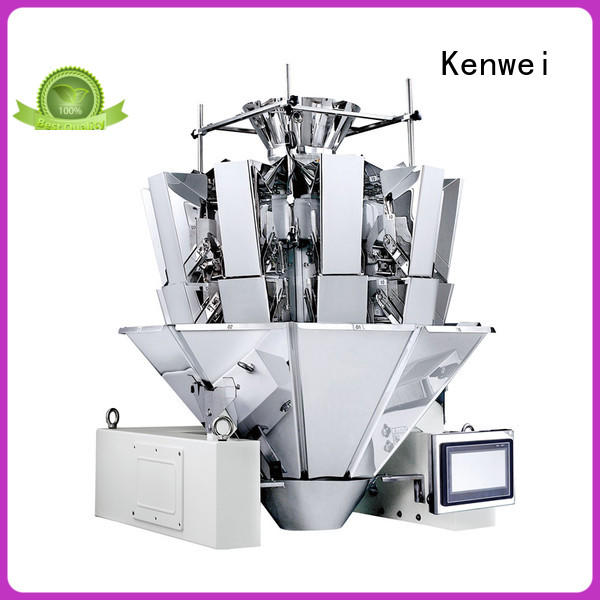 three layers multimouth frozen weight checker salad Kenwei Brand
