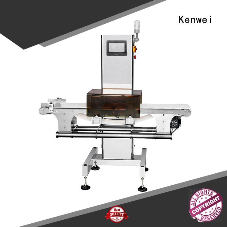 Sistema de Detección de aluminio Kenwei de alta calidad para productos químicos