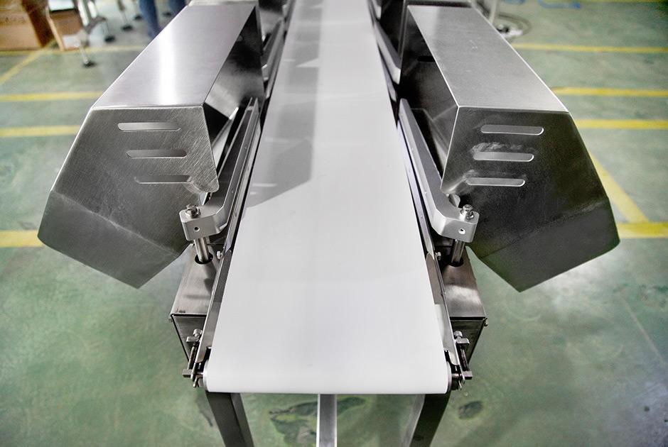 Máquina de embalaje en línea Kenwei fácil de desmontar para fábricas-2