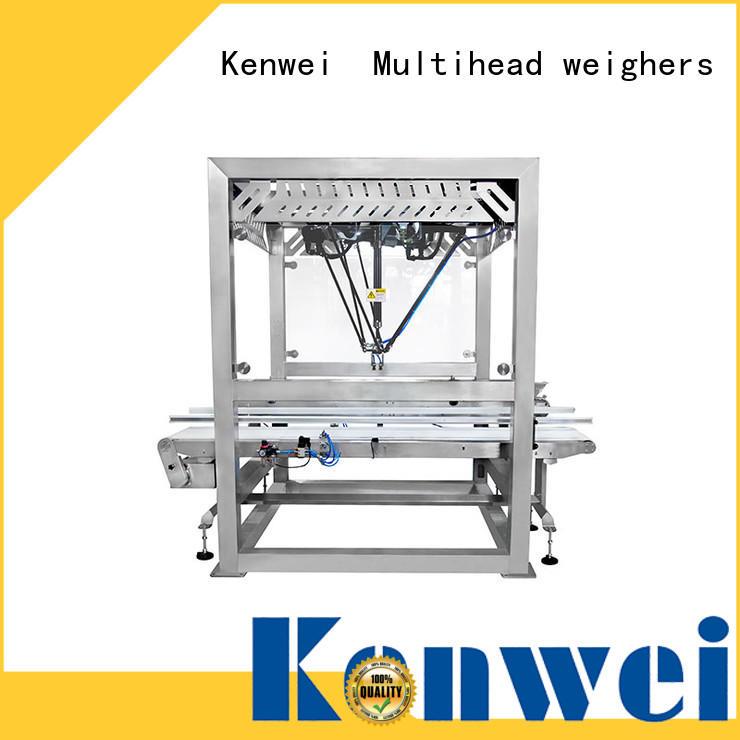 Kenwei nospring emballage machine avec de haute qualité pour l'usine