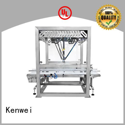 Nospring d'emballage automatisé systèmes système avec une grande précision pour intérieur
