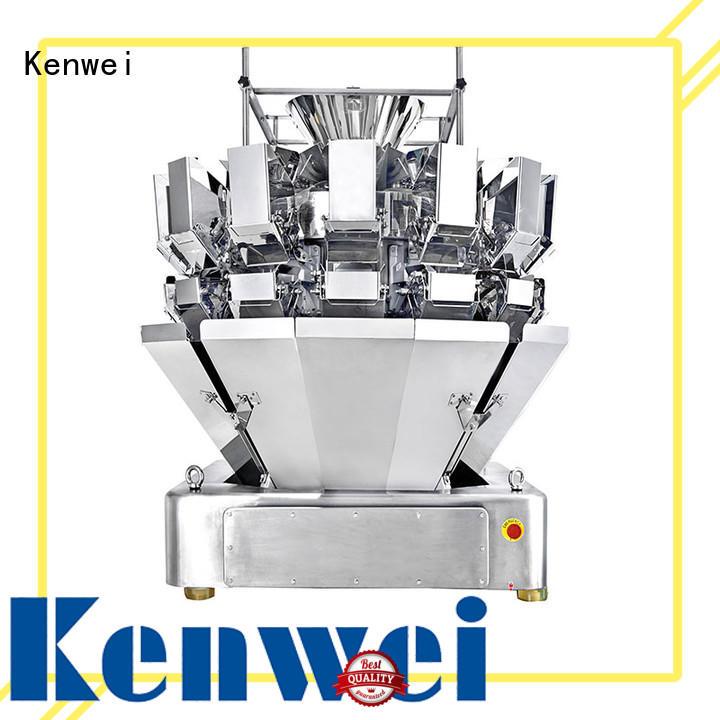 Kenwei stabilité machine d'emballage chine avec haute-qualité capteurs pour sauce canard