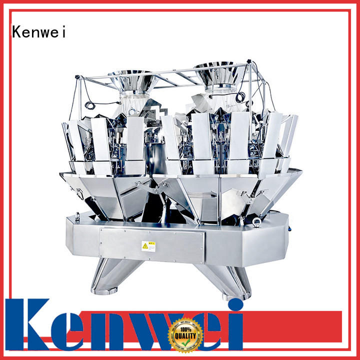 Personnalisation de l'emballage alimentaire bon marché Kenwei