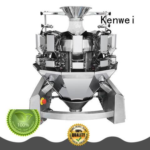 Máquina embolsadora de estabilidad acero fácil de desmontar para materiales con aceite
