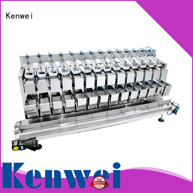 Kenwei pratique emballage machine avec haute qualité pour sel industriel