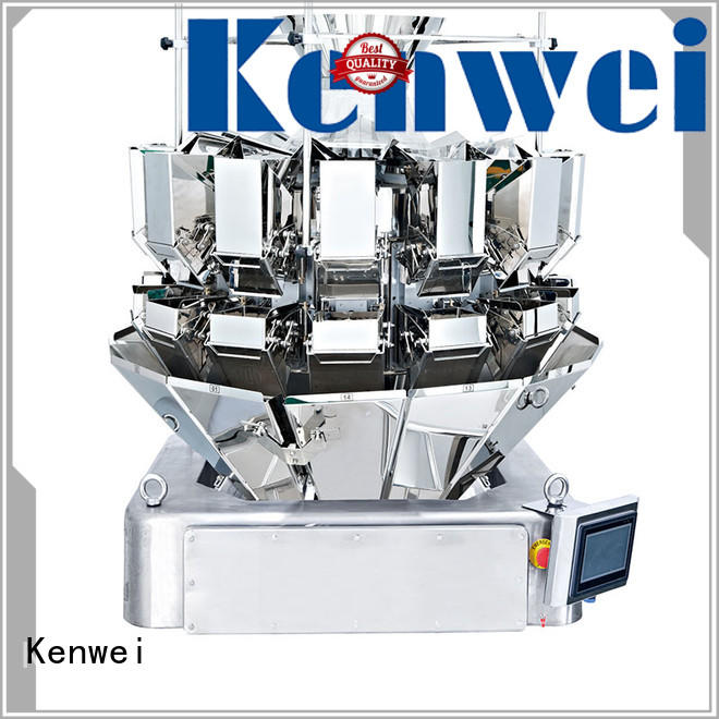 Kenwei 100% calidad máquina de envoltura retráctil servicio integral