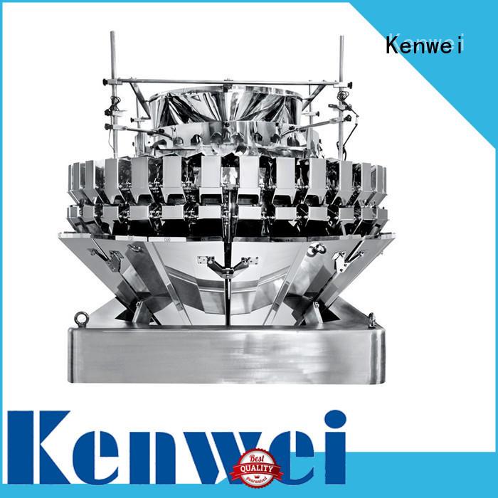 Máquina de embalaje de alimentación Kenwei china con sensores de alta calidad para peces picantes