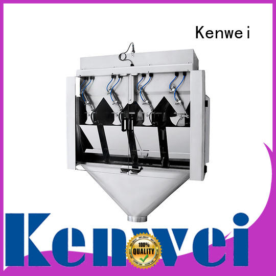 Kenwei ceinture emballage machine avec exquis conception pour sel industriel