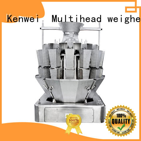 Kenwei processus d'alimentation emballage machines d'alimentation pour poisson épicé