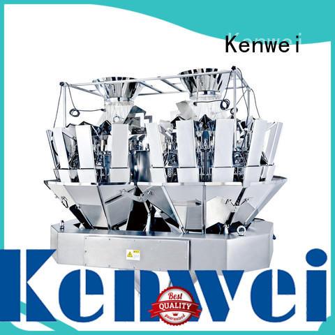 Máquina de envasado de alimentos fácil de desmontar para materiales con alta viscosidad Kenwei