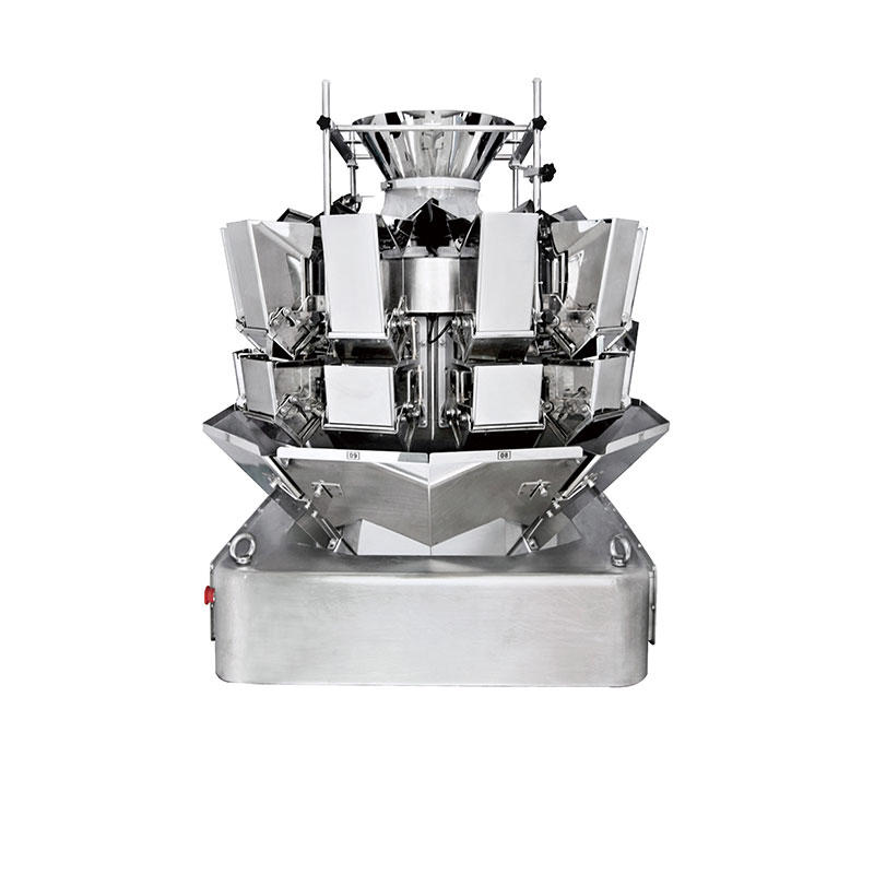 Kenwei -2g 14 Heads Standard Multihead Weigher 16l25l | Food Weight Scale Factory