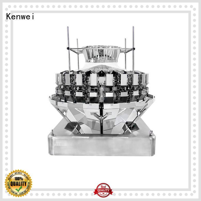 Paquete de aperitivos Kenwei flexible de alta calidad para materiales con alta viscosidad