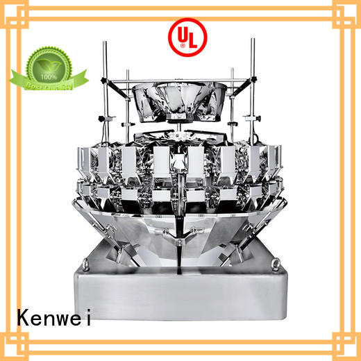 Kenwei multihead packing machine easy to disassemble for sauce duck