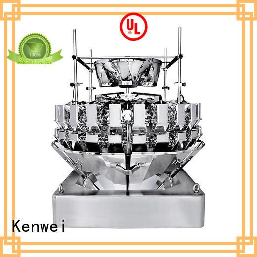 Máquina de embalaje Kenwei multicabezal fácil de desmontar para salsa de pato