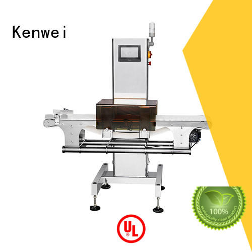 Detector de Metales Kenwei caído máquina fácil de desmontar para alimentos