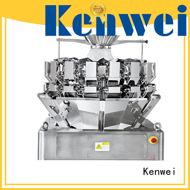 Kenwei stickshaped trieuse pondérale avec haute qualité pour les matériaux avec de l'huile