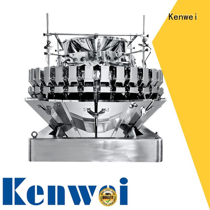 Kenwei Paquete de alimentos congelados de alta calidad para materiales con aceite