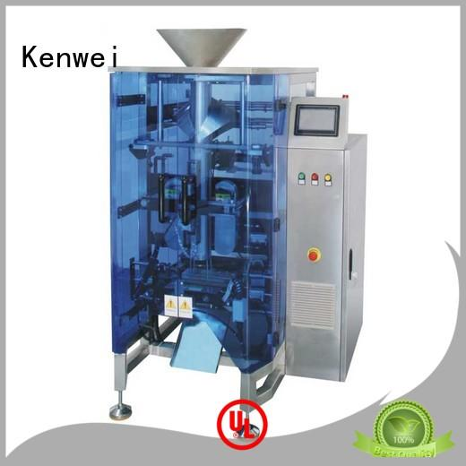 vertical packaging machinery packing for seal type bag Kenwei