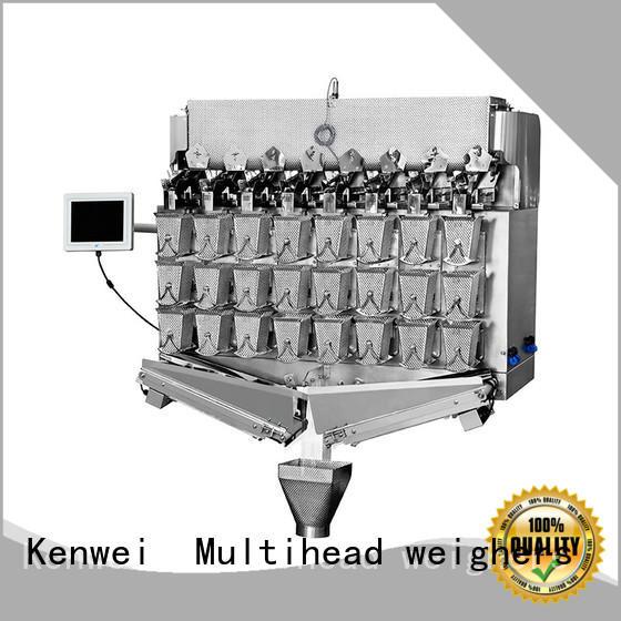 Hot feeding weight checker multimouth stickshaped Kenwei Brand