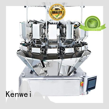 Automatique liquide machine d'emballage de poche mini pour poisson épicé Kenwei