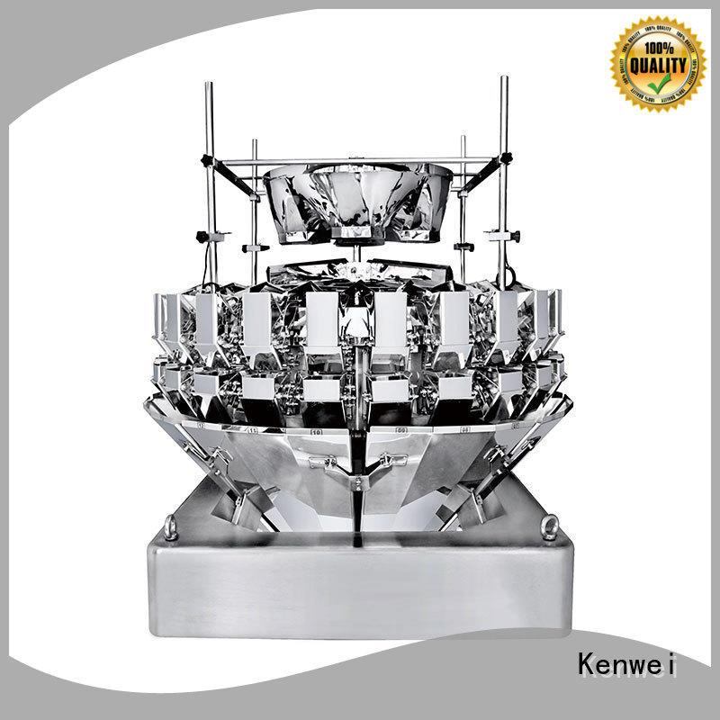 Alimentador de alta velocidad de la marca Kenwei que pesa los instrumentos Bajo consumo Proveedor