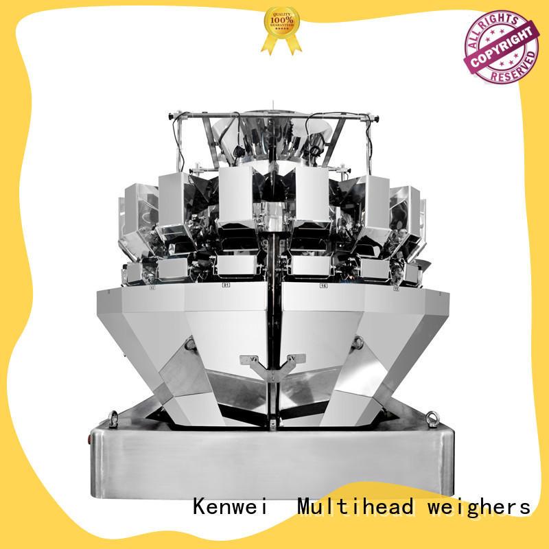 Máquina de envolver Kenwei de alta calidad para materiales con aceite