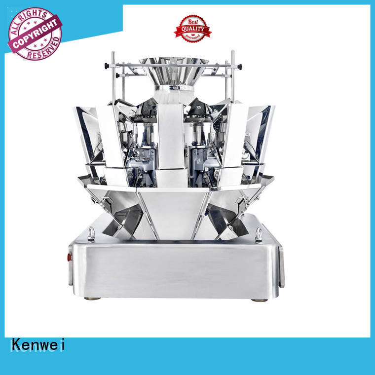 stickshaped covers packing machine with high-quality sensors for materials with high viscosity Kenwei
