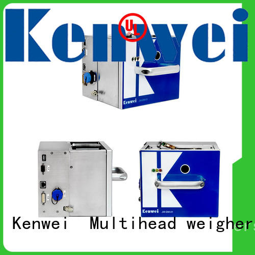 automatic direct thermal printer with strong integrity for labels Kenwei