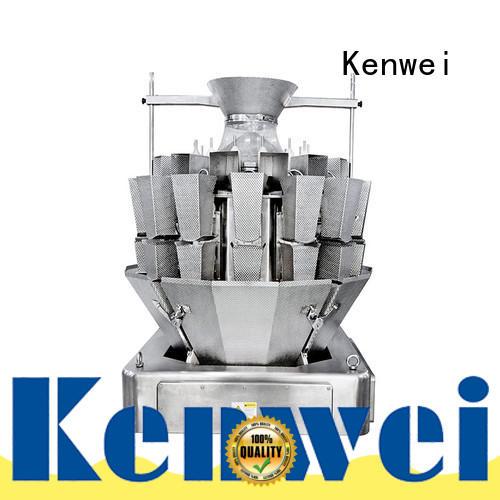 Kenwei génération emballage machine facile à démonter pour matériaux de haute viscosité
