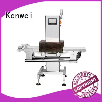 Carne de detector de metales de aluminio a granel Comprar alta tecnología Kenwei