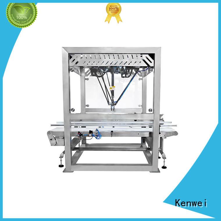 Congelés machine d'emballage packagingeasy à démonter pour usine