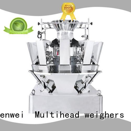 Máquina de envasado de alimentos para mascotas multicabezal para pescado picante Kenwei
