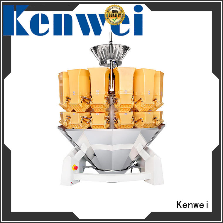 Kenwei emballage d'alimentation systèmes avec haute qualité pour matériaux de haute viscosité