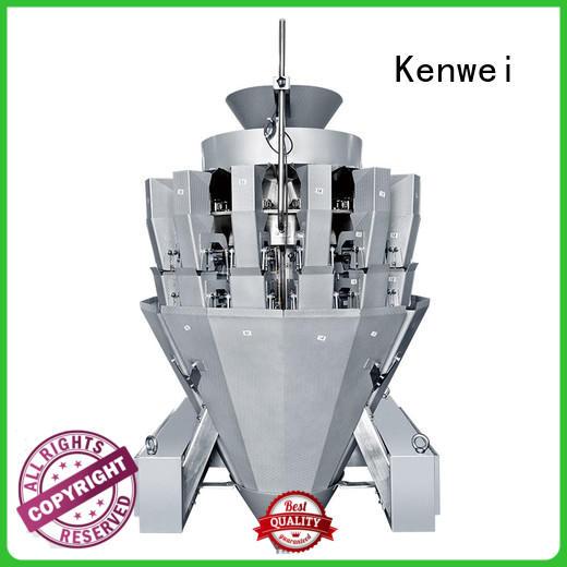 Kenwei stabilité d'étanchéité machine avec haute-qualité capteurs pour sauce canard