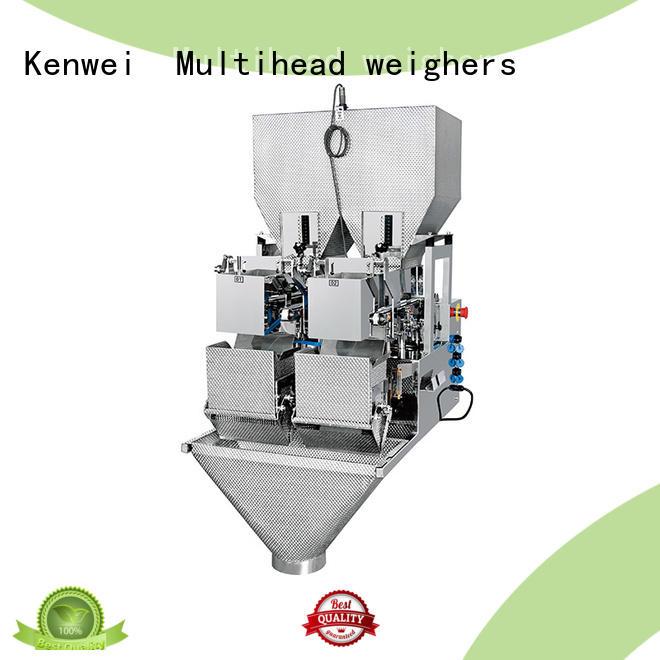 Máquina de embalaje individual Kenwei fácil de desmontar para materiales con ligera viscosidad